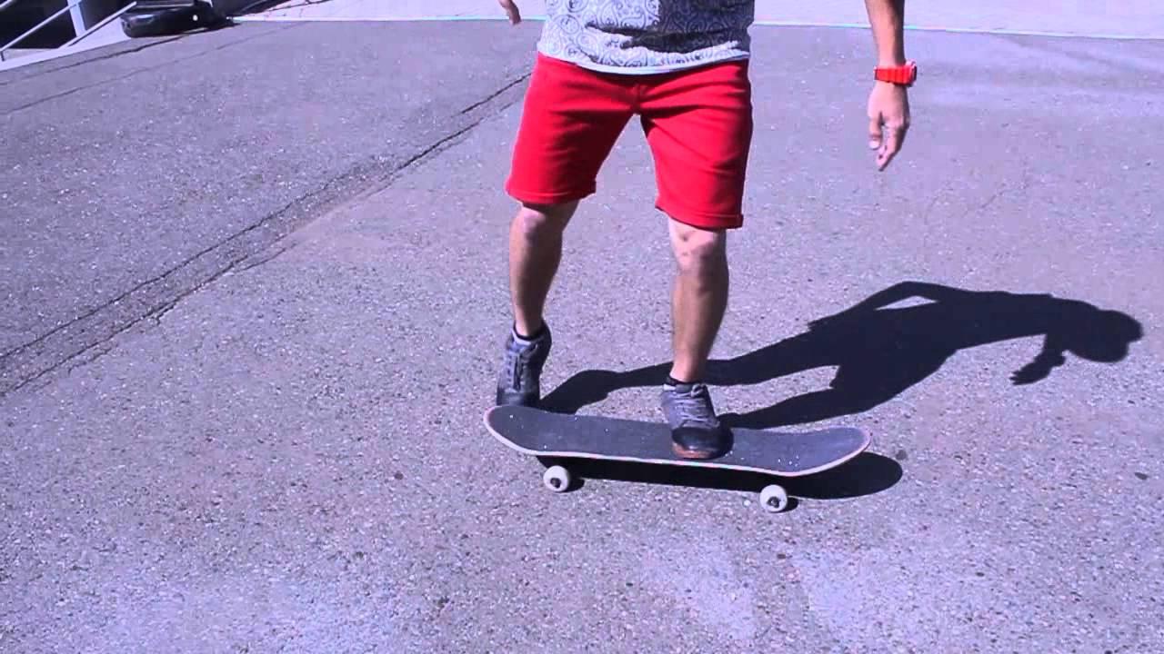 Как сделать кикфлип на скейте 166