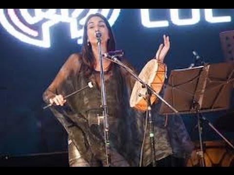 Carolina Peleritti en Radio Urquiza (01-05-2016)