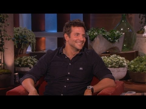 Bradley Cooper Goes Commando