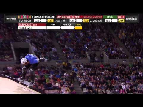 Bob Burnquist wins Big Air Gold