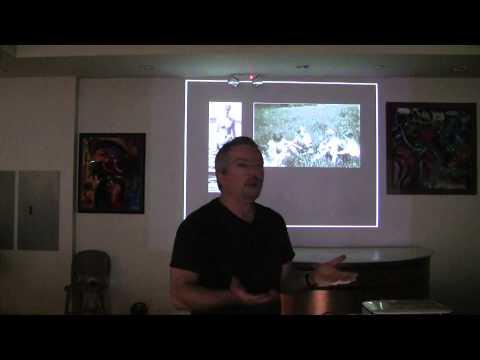 Darrell Rooney On Jean Harlow At The The LAVA Sunday Salon January 2014