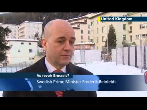 Goodbye Britain? European leaders comment on David Cameron's EU referendum promise