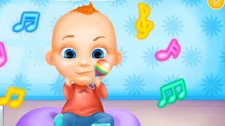 Sweet Baby Girl Daycare 5 Newborn Nanny Helper – Best Android gameplay TutoTOONS  kids apps free