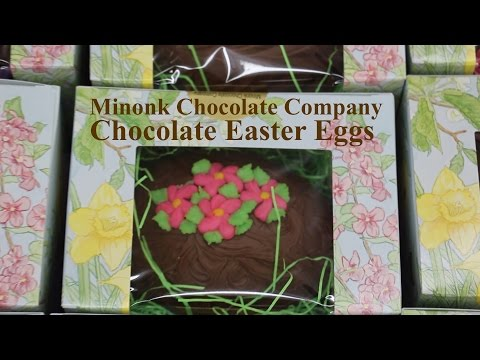 Minonk Chocolate Company Chocolate Eggs