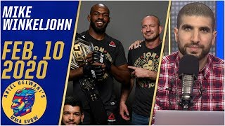Mike Winkeljohn grades Jon Jones' performance at UFC 247 | Ariel Helwani's MMA Show