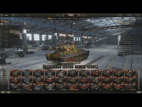 World of Tanks CZ 120.díl A 43
