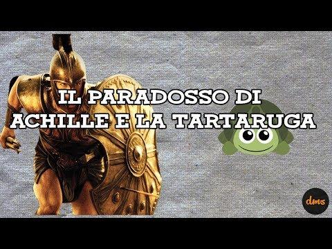IL PARADOSSO DI ACHILLE E LA TARTARUGA