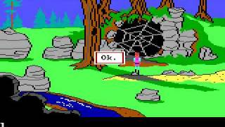 Let's Play: Kings Quest 3 Part 8 (with Lucahjin)