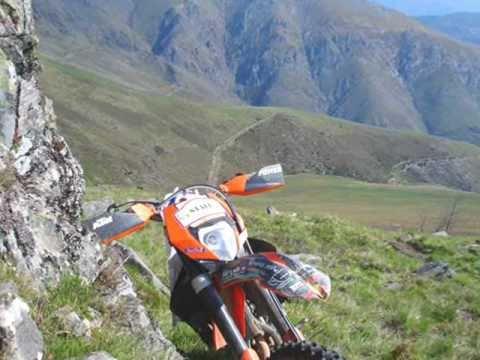 MOTOS!!! - RAID TT BOMBEIROS VOLUNT�RIOS - SANTA MARTA DE PENAGUI�O.wmv