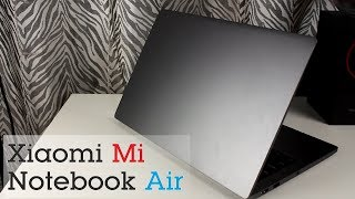 Xiaomi Mi Notebook Air - Почти как Apple, но есть одно но...