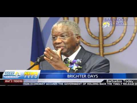 BARBADOS TODAY MORNING UPDATE - April 25, 2016