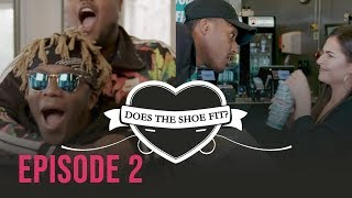 KSI CHUNKZ AND FILLY GET A SECOND DATE | Does the Shoe Fit? | Episode 2