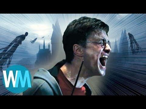 《哈利波特》中十大角色死亡片段 Top 10 Most Gut Wrenching Harry Potter Deaths