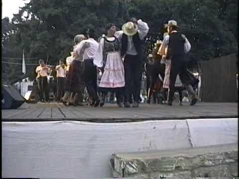 Mezőségi táncok - Hungarian Folk Dance (Magyar táncok)