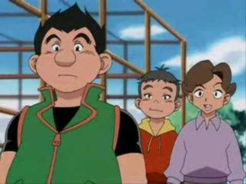Beyblade Episode 01 Part 1 Dubbed