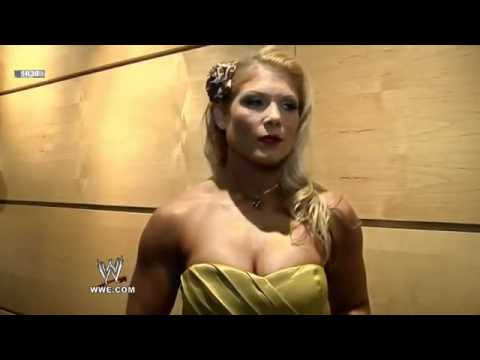 WWE.com Exclusive  Beth Phoenix, Eve rip Maria Menounos over her Diva guests