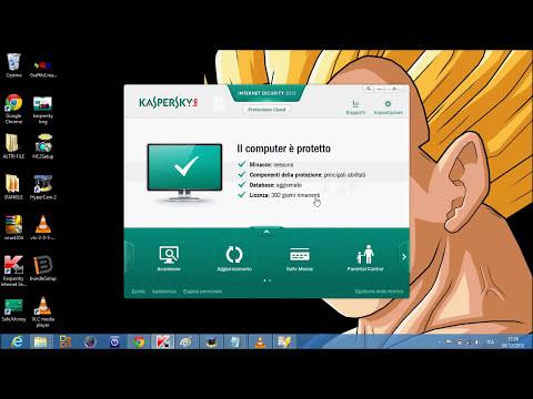 Kaspersky Internet Security 2013 licenza gratis [CRACK]