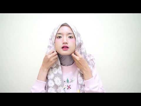 3 Tutorial Hijab Ala Nissa Sabyan