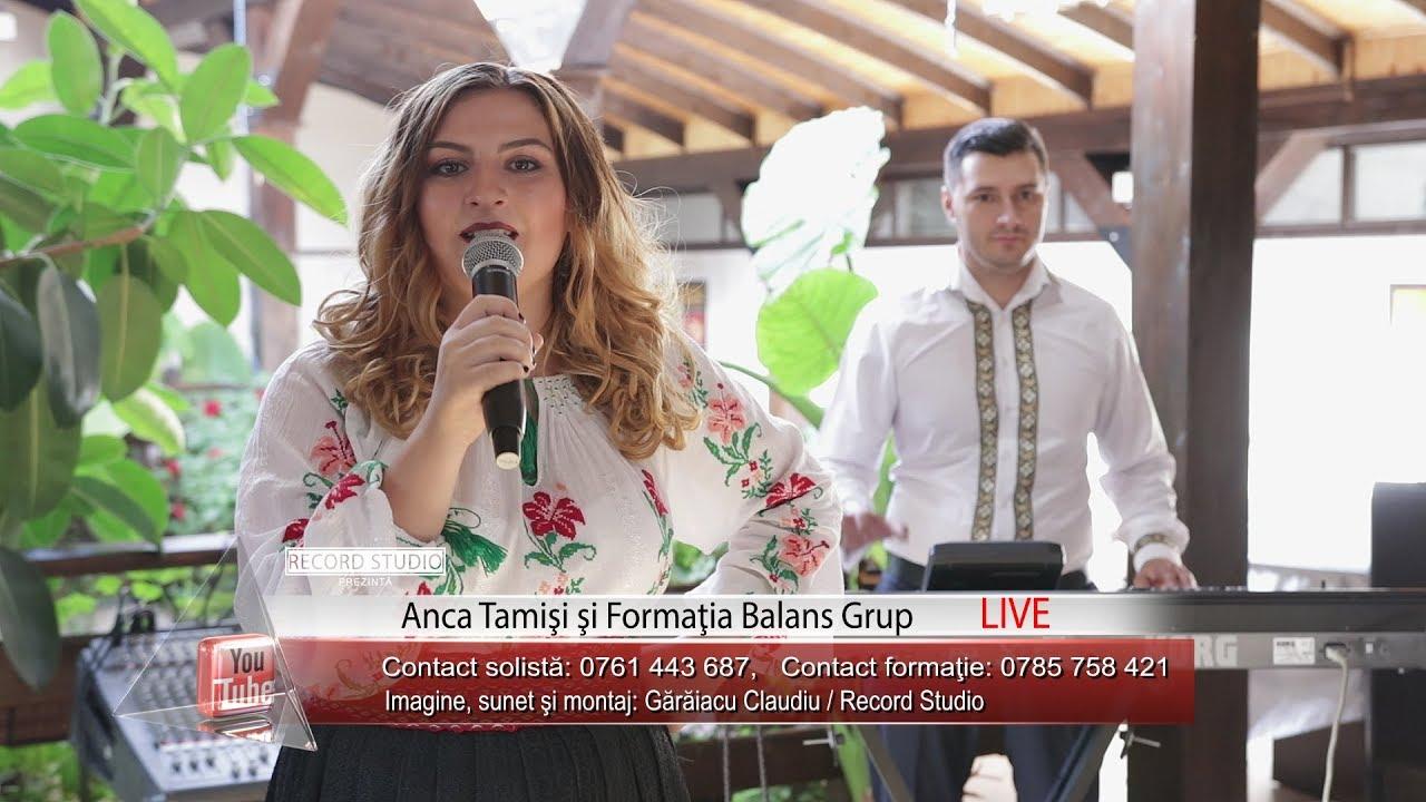 Anca Tamisi si Formatia Balans Grup - Colaj Ascultari (Restaurant Elena Apa Neagra Gorj)