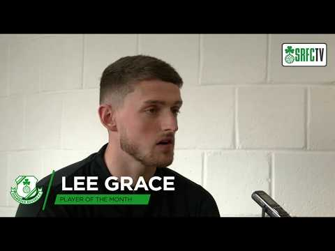 Lee Grace interview pre Sligo Rovers game 15-03-2019