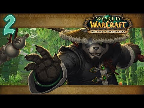 World of Warcraft - Mists of Pandaria [Pandy se vody nebojí] | PC Gameplay česky | Bukk a Větřík