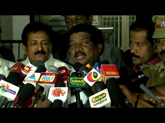 Tamil People Have High Hope in the New Govt - SriLankan Tamil MP After Meeting Karunanidhi