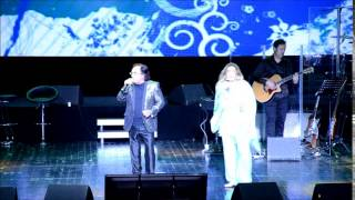 Al Bano and Romina Power in Moscow - Ci Sara