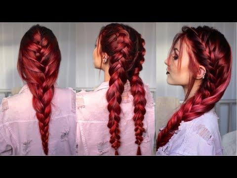 3 AMAZING BRAIDS\PLAITS For Long Hair   Stella