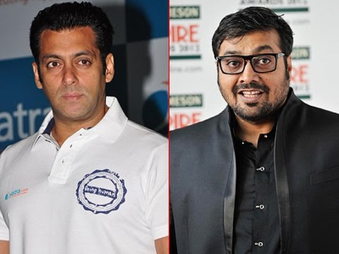 Salman Khan's Rape Comment Was Thoughtless Says Anurag Kashyap