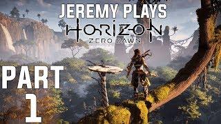 Games I've Never Played: Horizon Zero Dawn! Recorded Sep 23, 2018