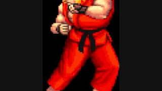 Street Fighter II Champion Edition - Ken Tema
