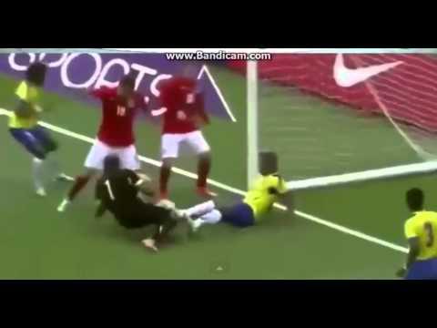 Ecuador vs Inglaterra 2-2 Todos los Goles & Resumen Completo | Amistoso Internacional 04 06 2014