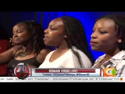 10 Over 10: Romain Virgo Live performance
