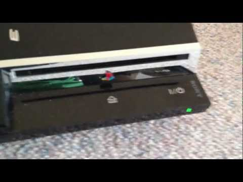PS3 that Overheats in 10 seconds!!!!