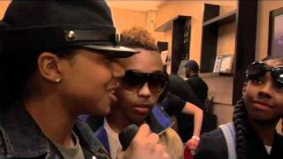 Mindless Behavior: 101.1 The Wiz and Princeton's Birthday Skate Party and LIve Performance