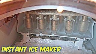 Instant Portable Ice Maker