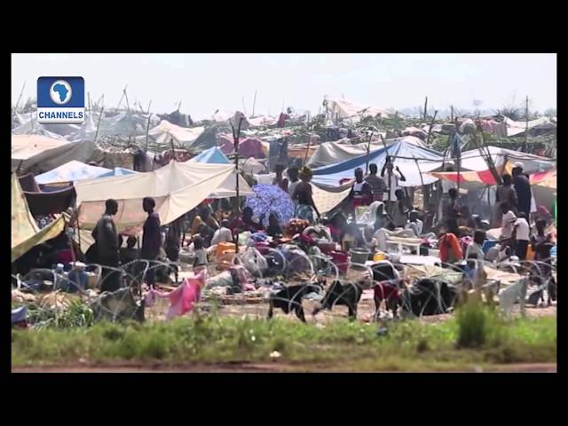 Network Africa: C.A.R's Quest For Peace, Illegal Migration, America's Ebola Support. PT2