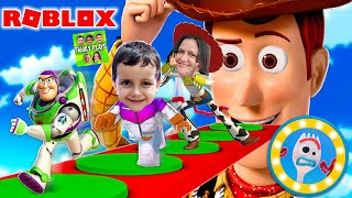 ESCAPE DO TOY STORY 4 (Roblox Escape Toy Story 4 Obby)