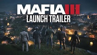 Mafia III – Revenge – Official Launch Trailer (30sec)