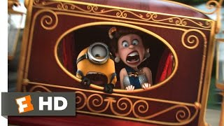 Minions (5/10) Movie CLIP - Kidnapping the Queen (2015) HD