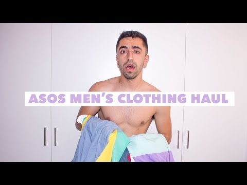 ASOS Men's Summer Haul I Murs Alison