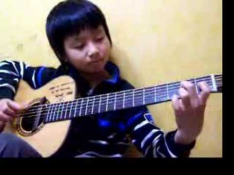 Sungha Jung - Hit The Road Jack