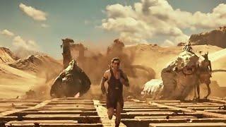 Rắn Ma Khổng Lồ tấn công  - Phim Những vị thần Hy Lạp_HD.mp4