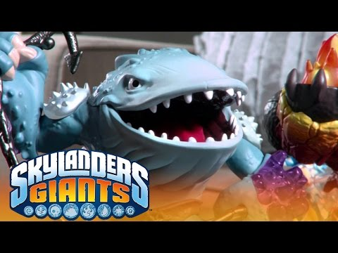 Face Off TV Trailer: Official Skylanders Giants