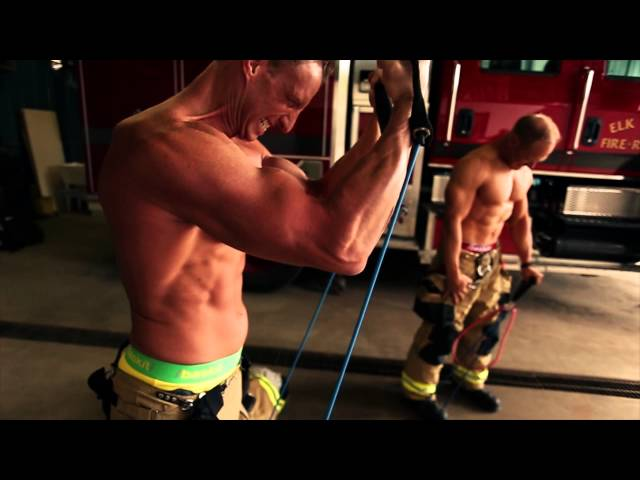Making of the 2015 Colorado Firefighter Calendar
