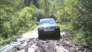 Touareg   the best offroad test !!!