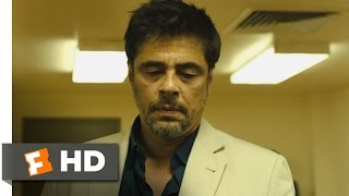 Sicario (4/11) Movie CLIP - Hell in Yankee Land (2015) HD