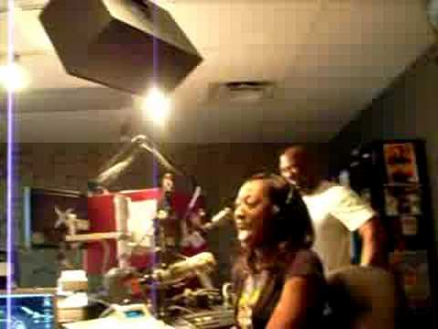 Radio Interview from August 26, 2008 on THE MADD HATTA MORNING SHOW. SHORT CLIP.