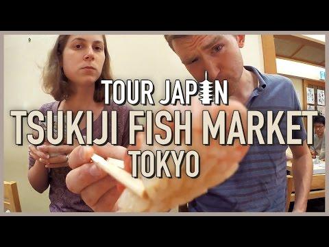 Ultimate Tsukiji Fish Market Guide: Tuna Auction, Market, Restaurants