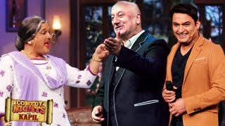 Anupam Kher on Comedy Nights with Kapil 2nd August 2014 Episode